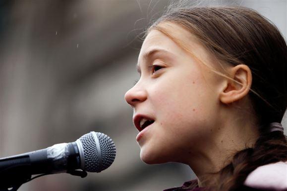 Greta Thunberg vil have sit navn beskyttet