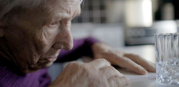 90-årige demente Else Marie Larsen