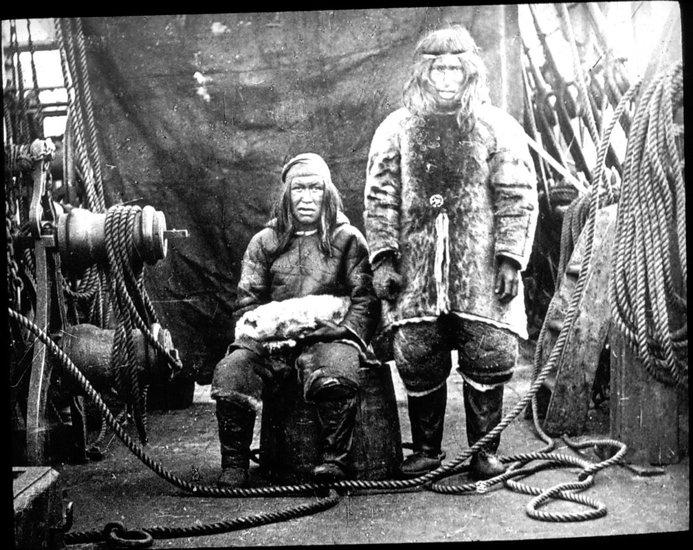 Eskimoer på Grønland