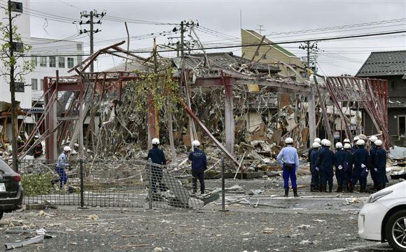 restaurant eksplosion