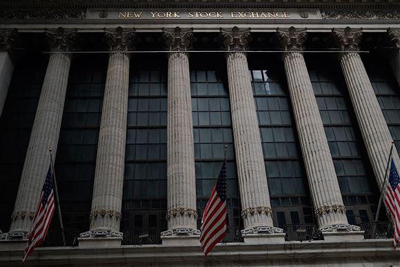 Billede af New Yorks børs