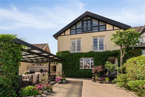 Ilse Jacobsens villa