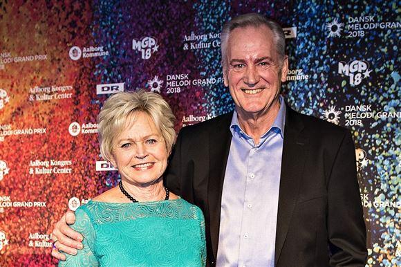 Hilda og Keld Heick
