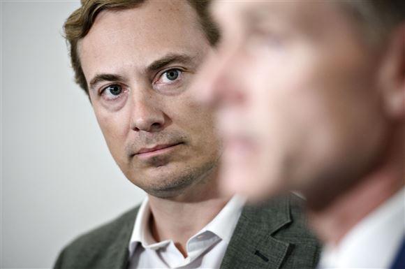 Morten Messerschmidt og Kristian Thulesen Dahl fra Dansk Folkeparti