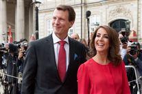 Prins Joachim prinsesse Marie