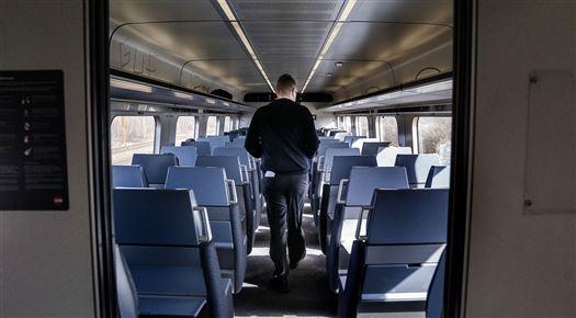 DSB togvogn