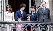 Prins Joachim og familien
