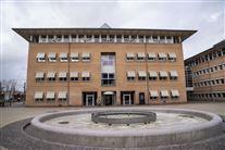 Bygningen der huser retten i Glostrup