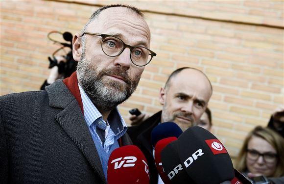 Politisk kommentator Henrik Qvortrup