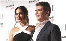Simon Cowell og Lauren Silverman