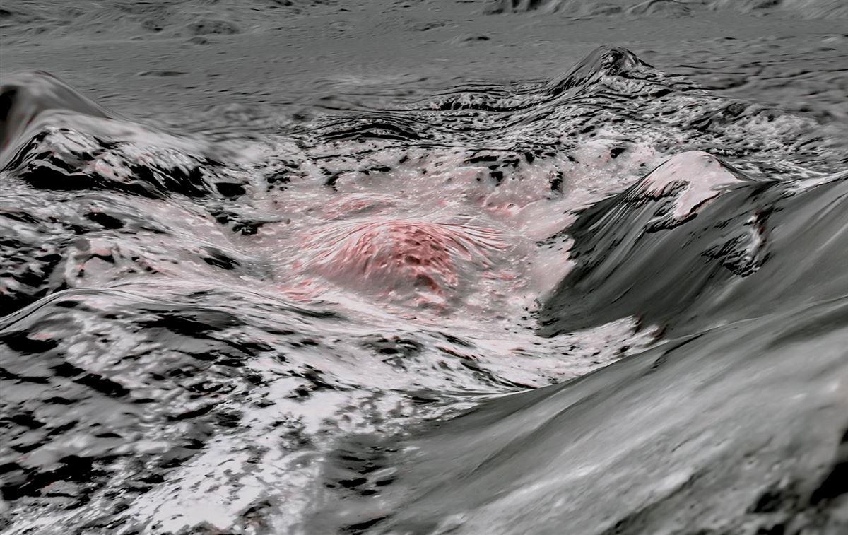 Dværgplaneten Ceres