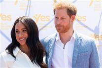 Prins Harry og hertuginde Meghan