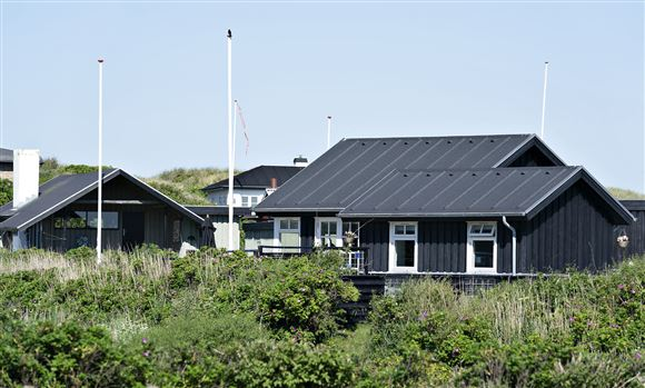 Sommerhus ved Løkken Feriepenge