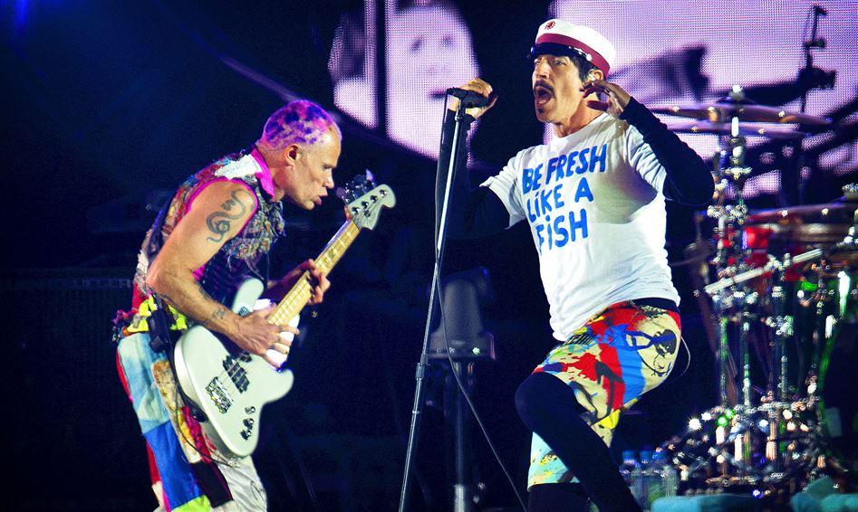 Red Hot Chili Peppers på Roskilde Festival