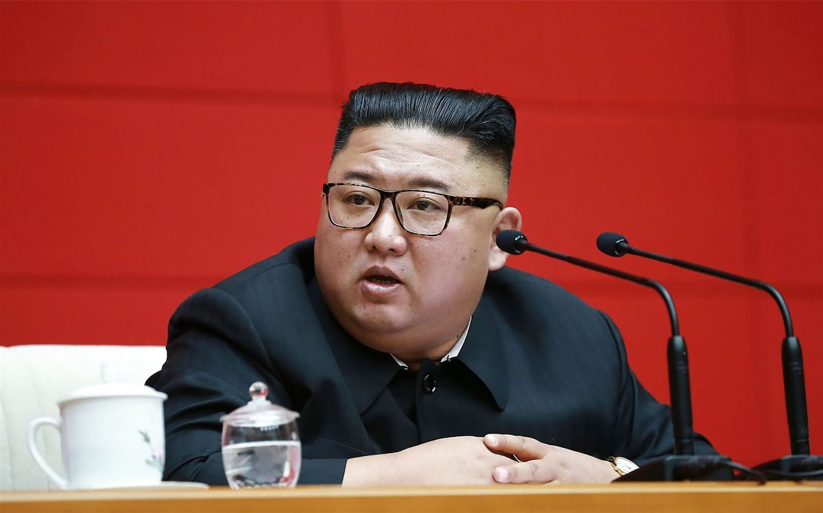 Kim Jong-un diktator Nordkorea
