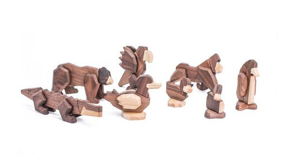 Nogle træfigurer