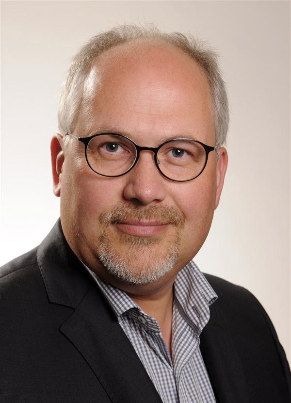 Portrætbillede af Mads F Sørensen