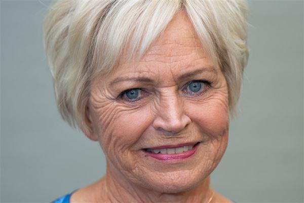 Portrætbillede af Hilda Heick