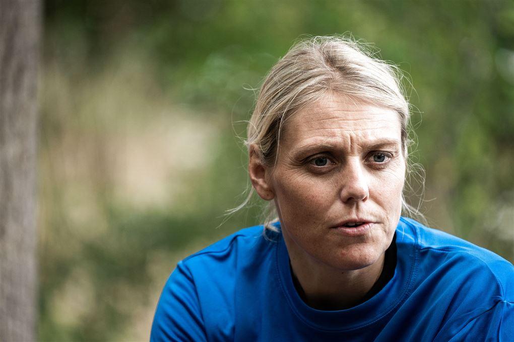 Trine Brámsen portræt