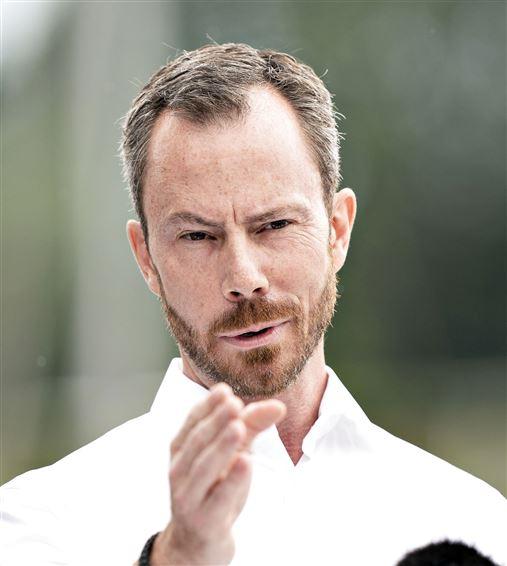 Portrætbillede af Jakob Ellemann-Jensen