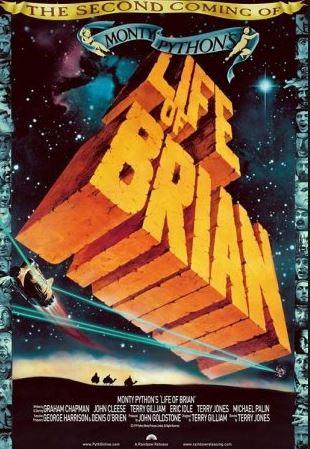 Biografposter af Life of Brian