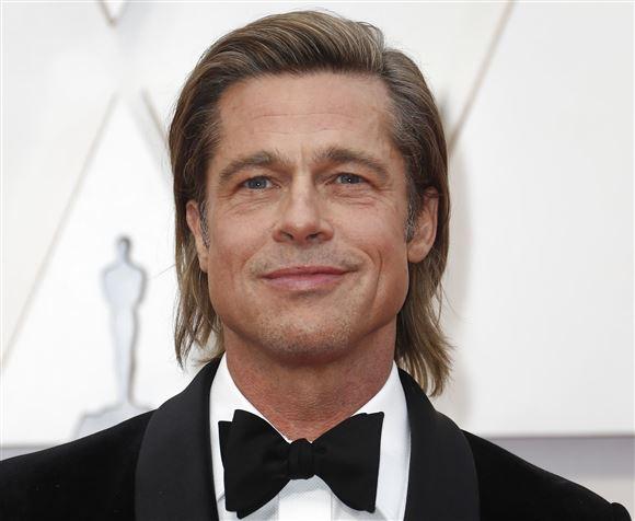 Portrætbillede af Brad Pitt