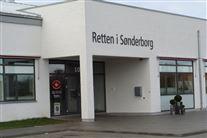retten i Sønderborg set udefra