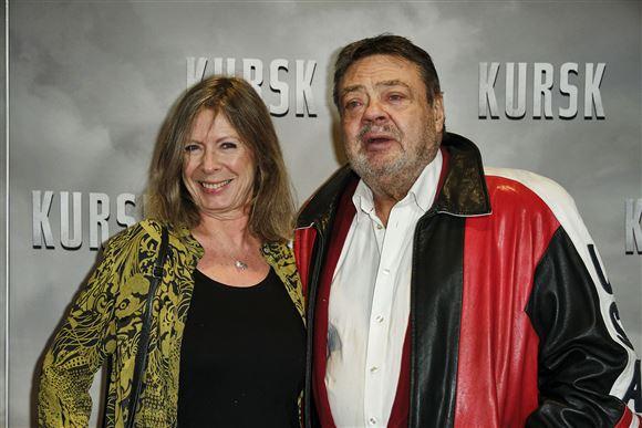 Tommy Kenter og Janne Hiort