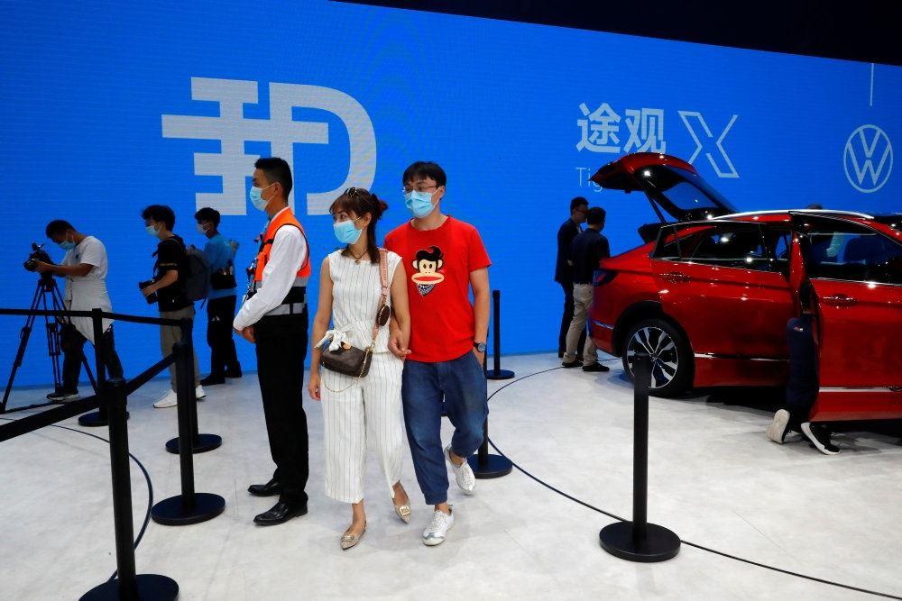 Biludstilling i Kina