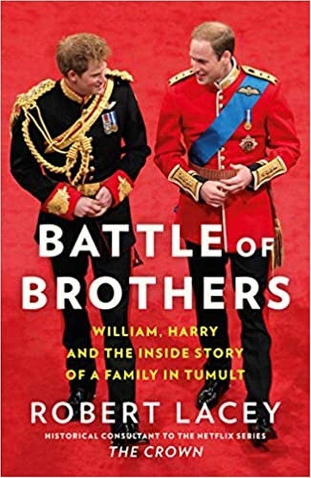 """Bogforside """"Battle of Brothers""""."""