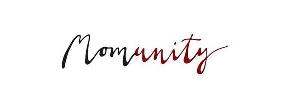 Et logo af Momunity