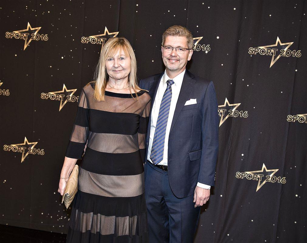 Jane Frimand Pedersen og Frank Jensen