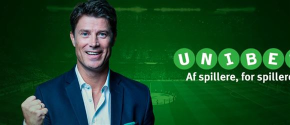 Brian Laudrup i Betting reklame