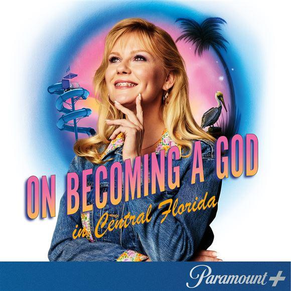 PR-plakat fra serien On Becoming a God