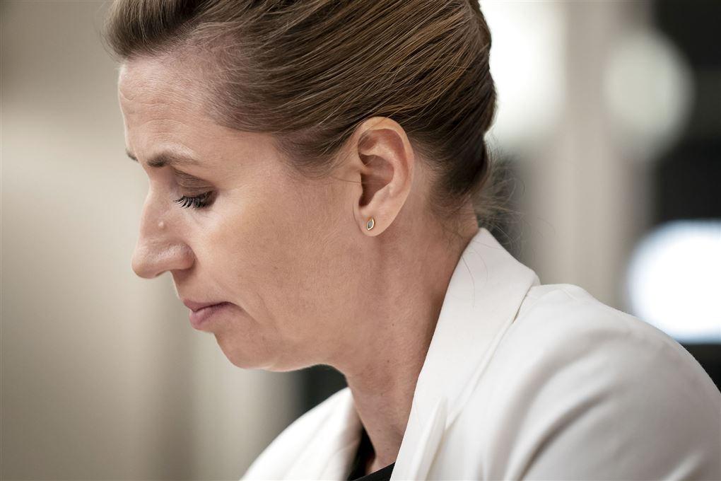 Mette Frederiksen i profil