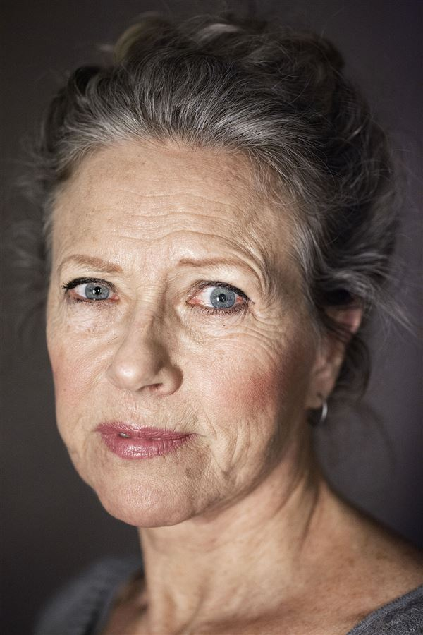 Portræt af Birthe Neumann