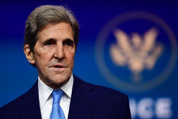 Portræt af John Kerry