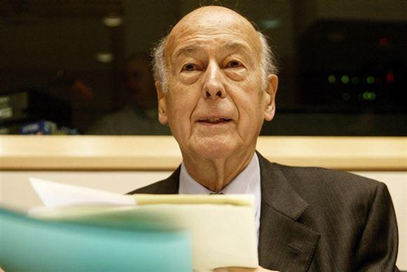 billede af Valéry Giscard d'Estaing