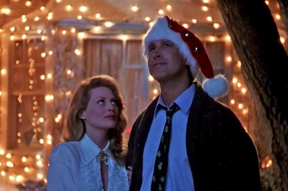 chevy chase som clark griswold