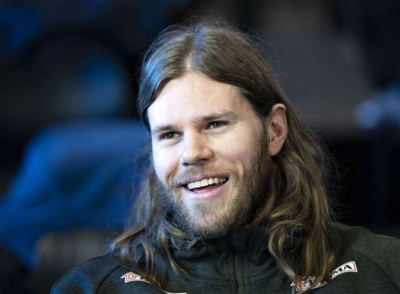 En smilende Mikkel Hansen