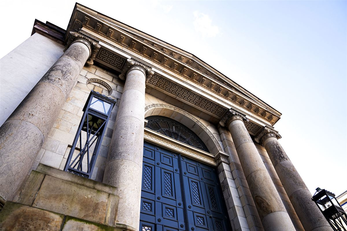 højesteret i københavn set udefra