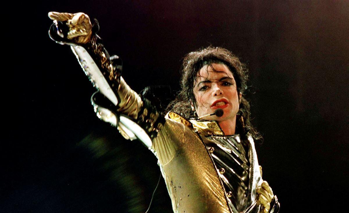 billede af Michael Jackson