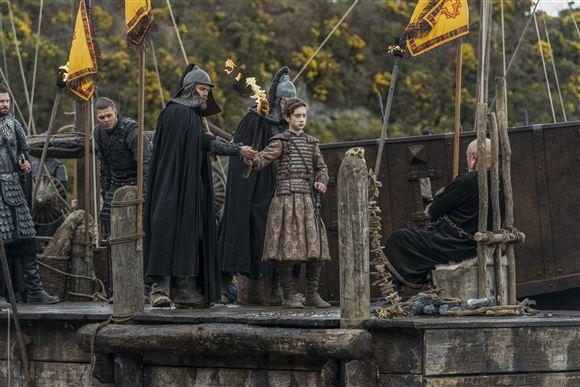 Scene fra Vikings
