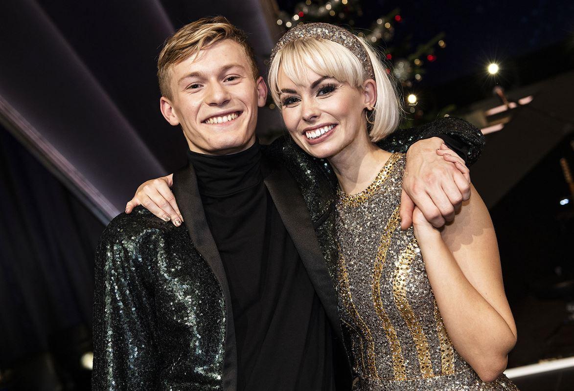 VMD-parret Jenna og Albert Rosin
