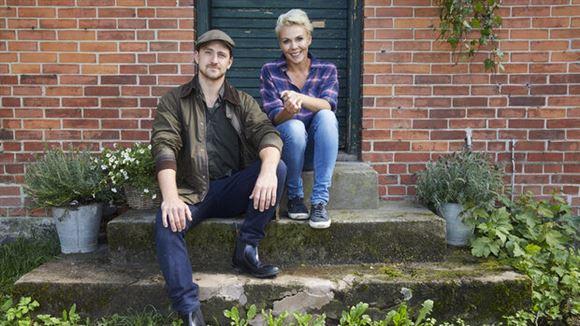 billede af Philip Dam Hansen og Lene Beier