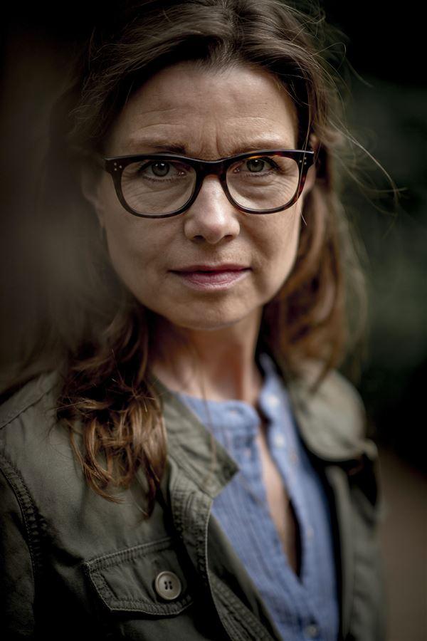 Portræt af Pernille Weiss