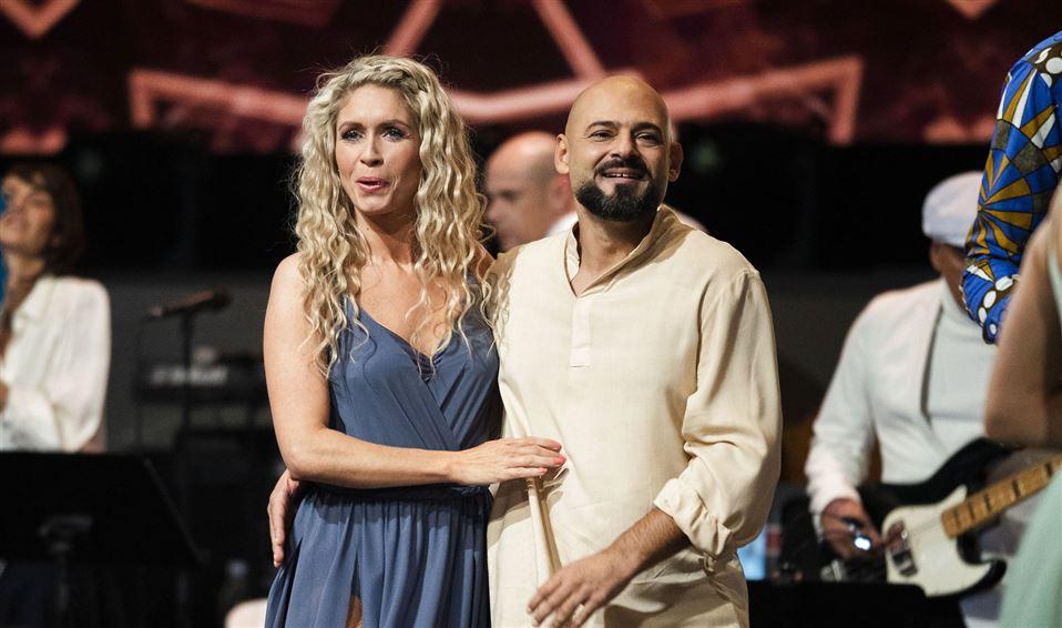 Janus Nabil Bakrawi ses sammen med Karina Frimodt