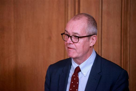 chefforsker Patrick Vallance