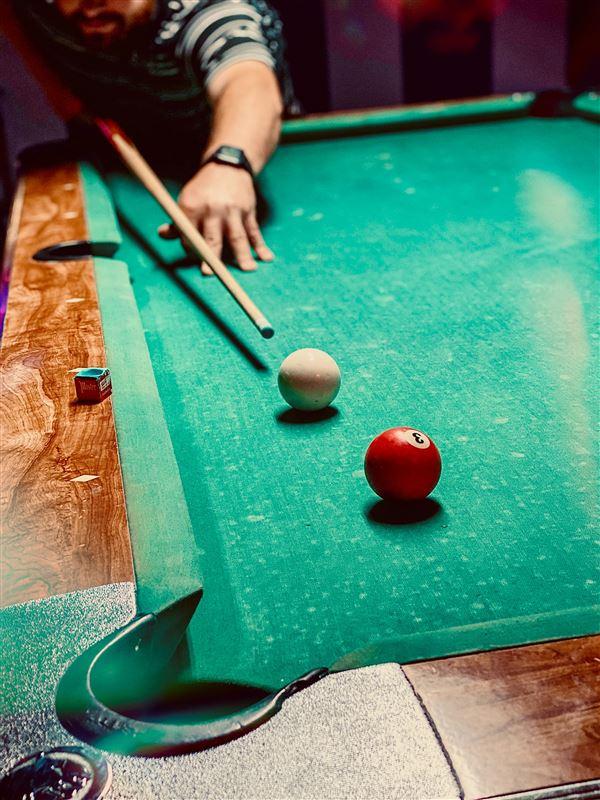 Et poolbord