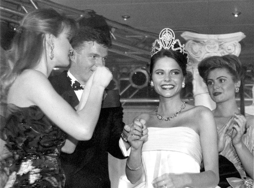 maria hirse som miss danmark i 1993